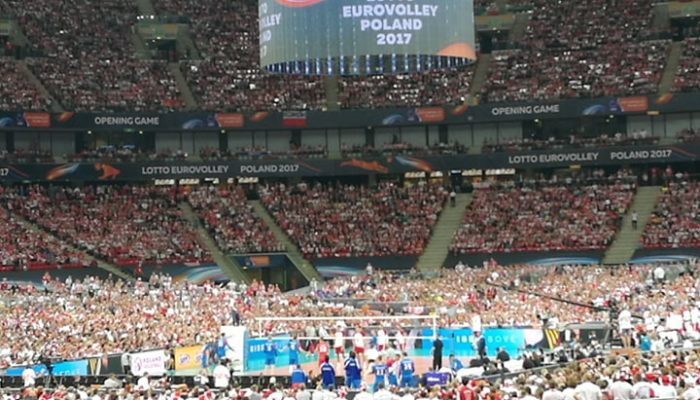 Eurovolley in September – everything that you need to know to organise the trip