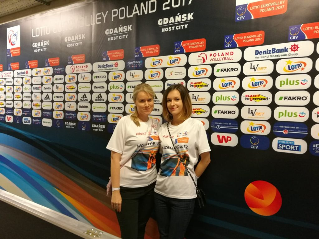 Wolontariat w mediach, praca w mixed zone