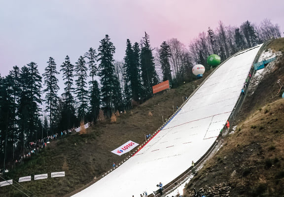 The beginning of 2019 ski jumping season live
