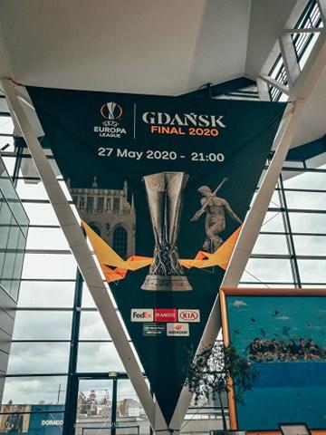 baner finału Ligi Europy